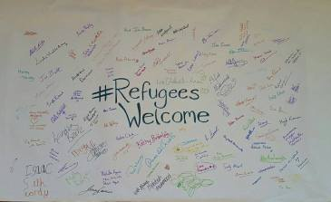 Refugees Welcome Day