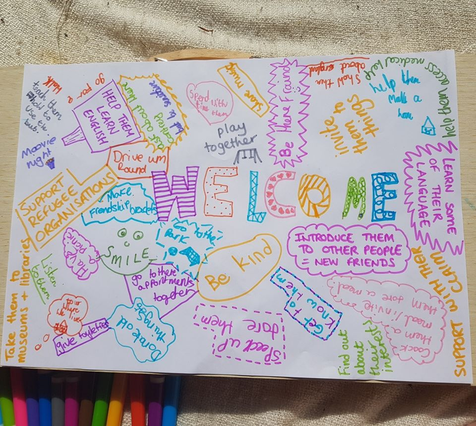 Welcome Page